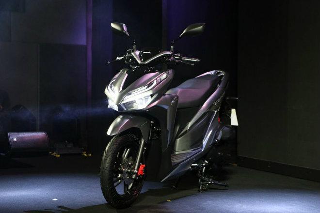 2018 Honda Click 150i giá 41,7 triệu đồng, đe nẹt Yamaha NVX 155 - 1