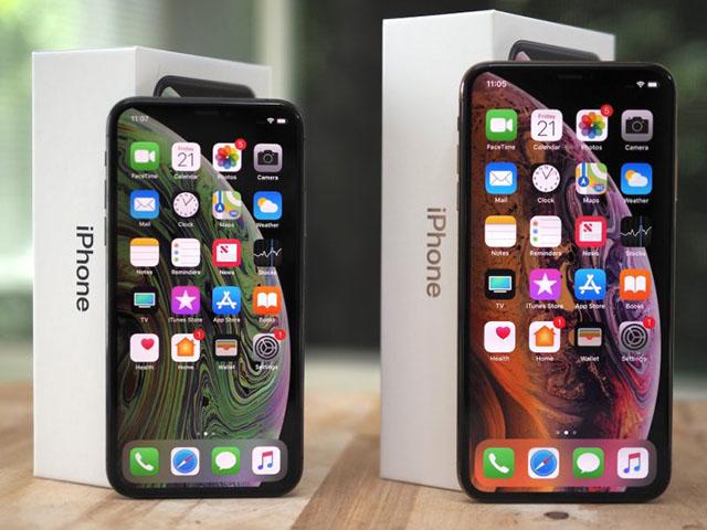 Apple hả hê khi iFan đang tập trung ném tiền vào iPhone Xs Max