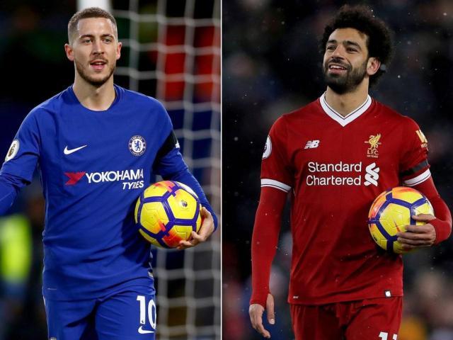 Hazard lu mờ Salah: Gió đảo chiều và những điều đầy hứa hẹn