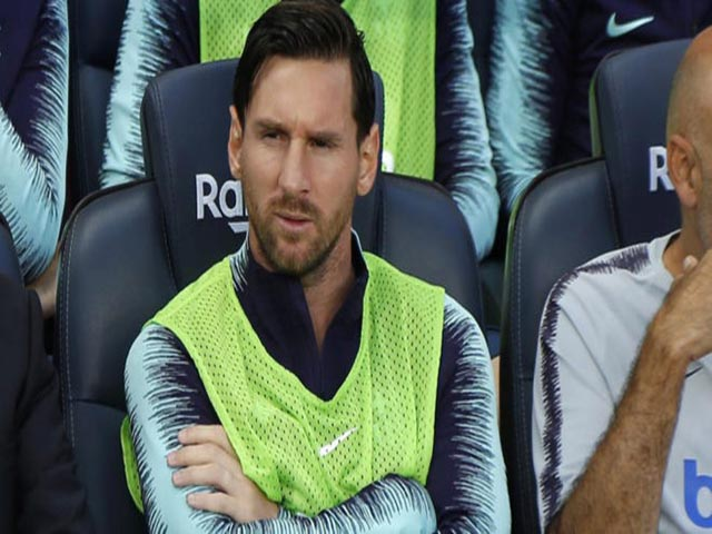"""Chấn động Barca: Báo thân Real tố Messi """"phản thầy"""" như Pogba - Mourinho"""