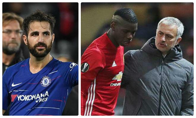 """MU đại loạn: Chuyên gia đòi bán Pogba, mua """"phản đồ"""" Mourinho ở Chelsea - 1"""