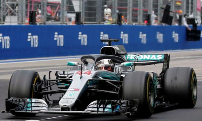Đua xe F1, Russian GP: Song tấu tỏa sáng, Mercedes thăng hoa - 1