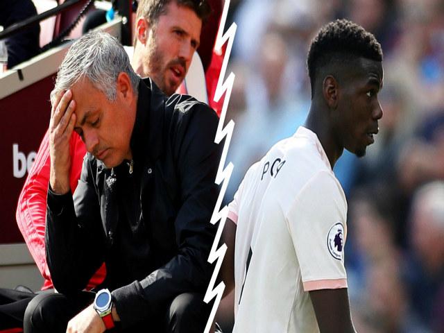 """MU đại khủng hoảng: Chờ Mourinho """"bay ghế"""", Juventus đặt lịch cuỗm Pogba"""