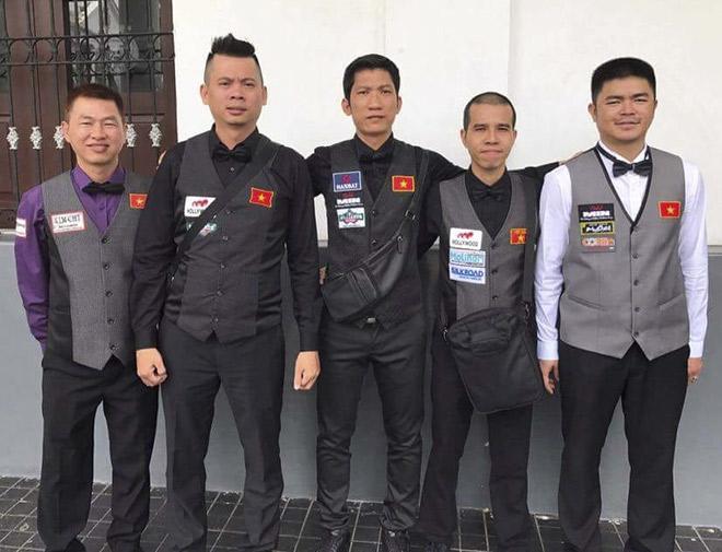 Giải bi-a vô địch thế giới: Dàn cơ thủ Việt xếp hạt giống, đụng đối thủ bất ngờ - 1