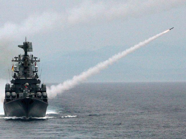 Mỹ bất ngờ nã tên lửa hành trình nhằm vào Syria?