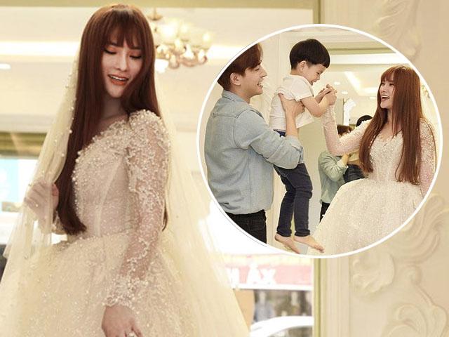 Nữ ca sĩ Thu Thuỷ cưới gấp sau 2 tuần được trai trẻ kém 10 tuổi cầu hôn