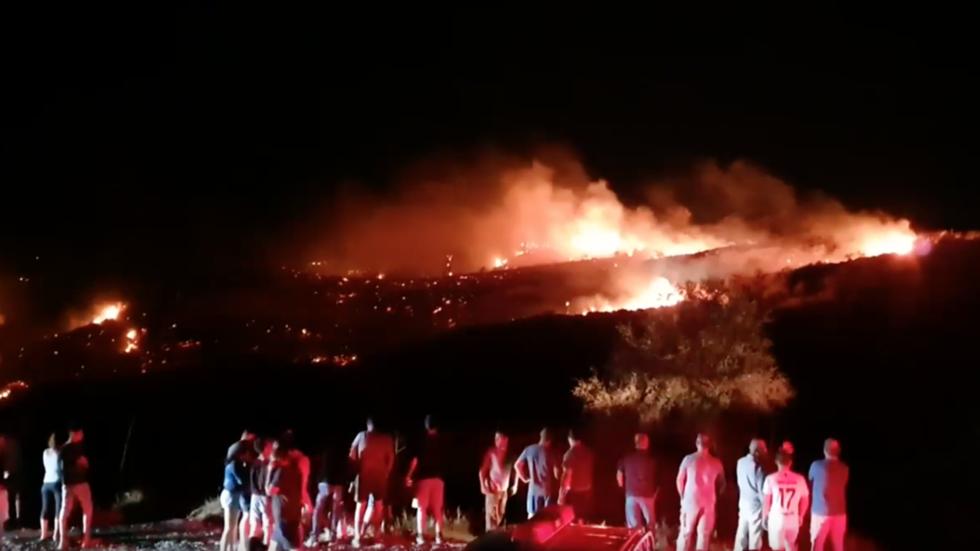 Chiến đấu cơ Israel bị tên lửa S-200 Syria bắn rơi sau đợt không kích dữ dội? - 1