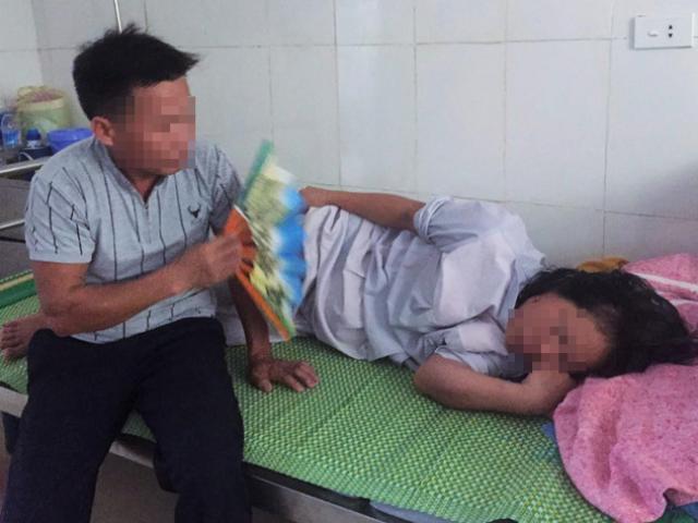 Vừa lọt lòng mẹ, bé sơ sinh tử vong bất thường với vết đứt ở cổ