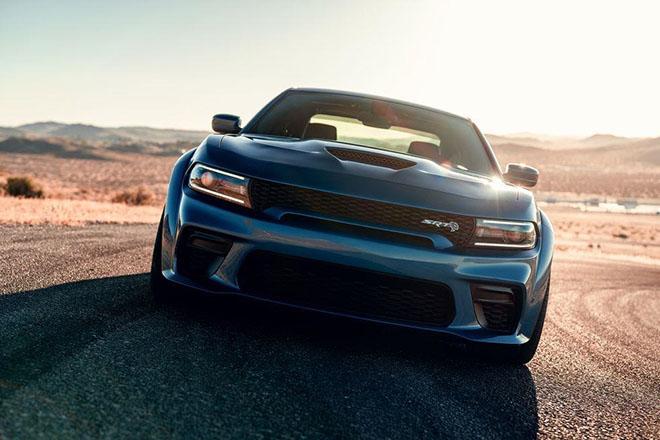 Dodge Charger SRT Hellcat 2020 - chiếc sedan thương mại cỡ lớn mạnh nhất hành tinh - 1