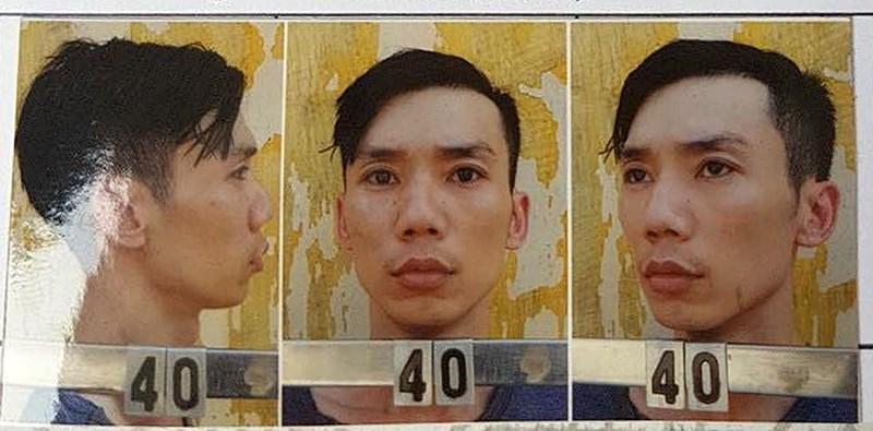 """Huy """"nấm độc"""" vượt ngục cùng bạn tù ở Bình Thuận - 1"""