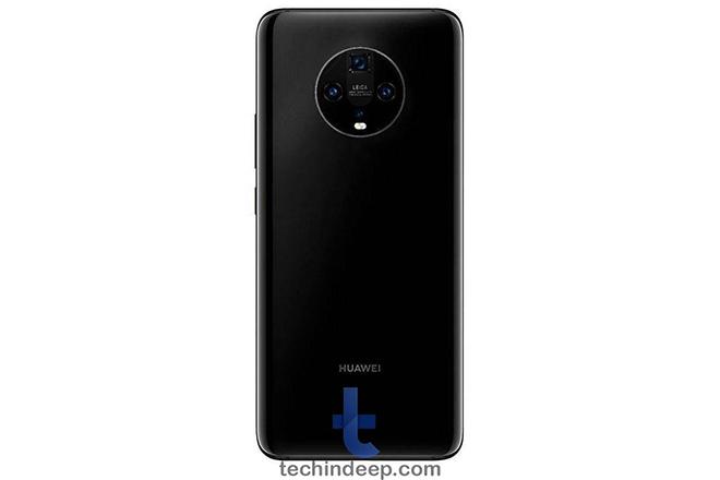 NÓNG: Siêu phẩm Huawei Mate 30 với 4 camera thiết kế không đụng hàng - 1