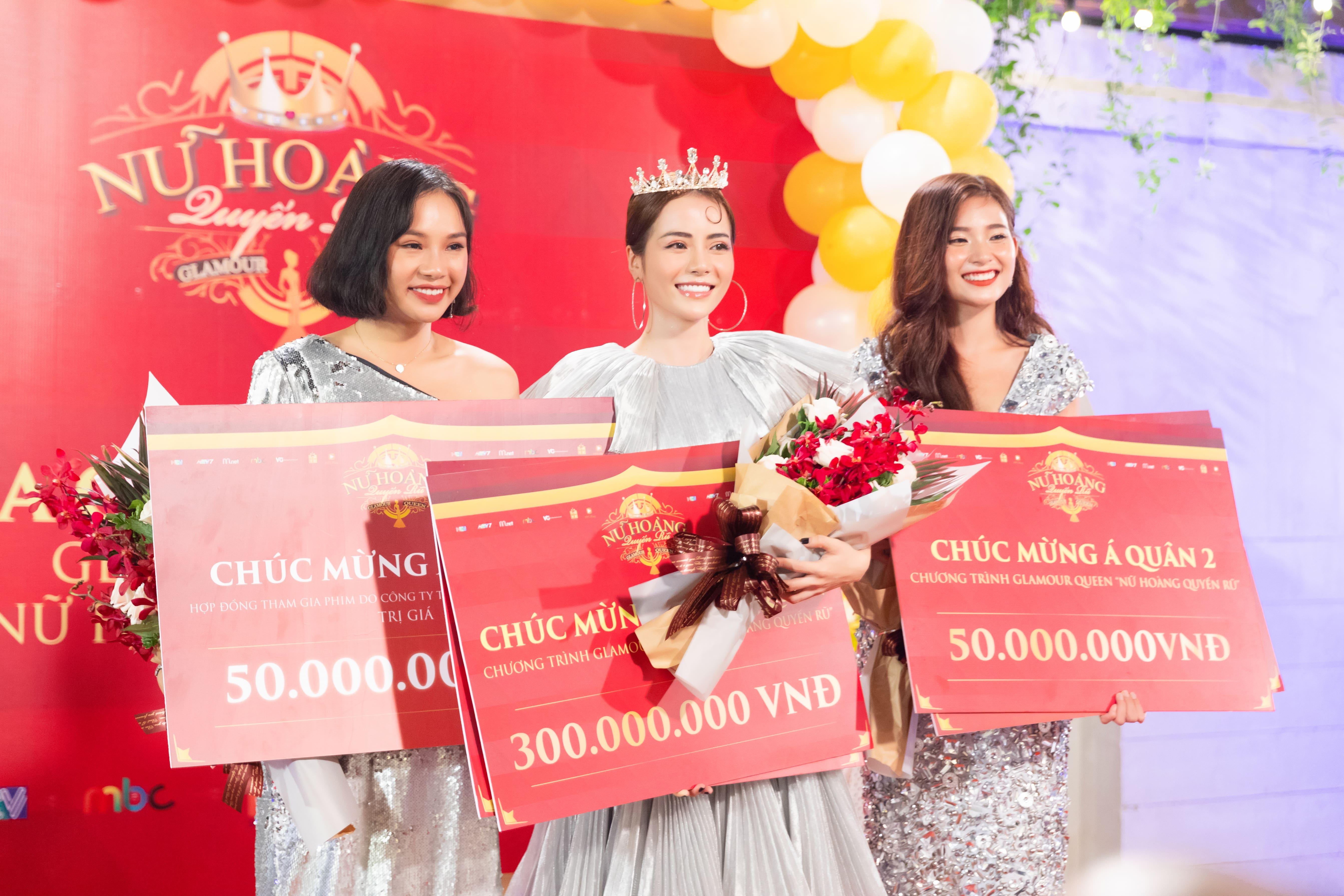 Á quân Gương mặt thân quen Kim Thành bất ngờ nhận được 300 triệu đồng - 1