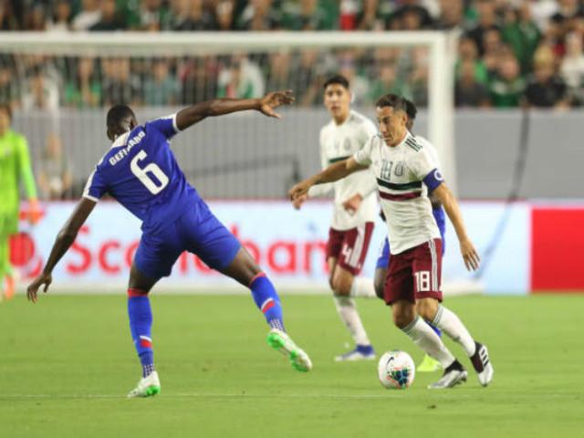"""Haiti - Mexico: 120 phút nghẹt thở, penalty đoạt """"vé vàng"""" chung kết (Gold Cup)"""