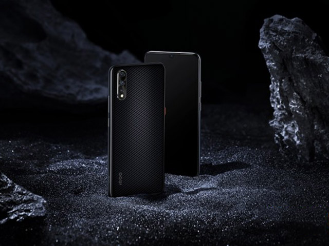 Vivo tung thêm siêu phẩm giá rẻ iQOO Neo với chip mạnh, pin khủng