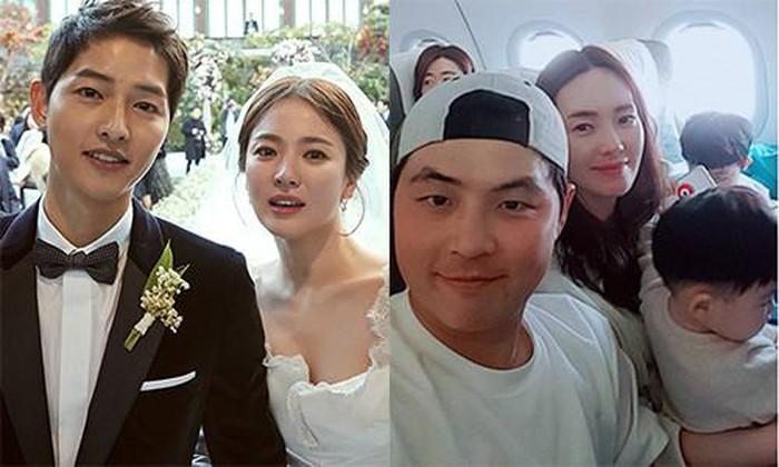"""Thân thế người anh ám chỉ cô em dâu Song Hye Kyo """"một tay che cả bầu trời"""" - 1"""