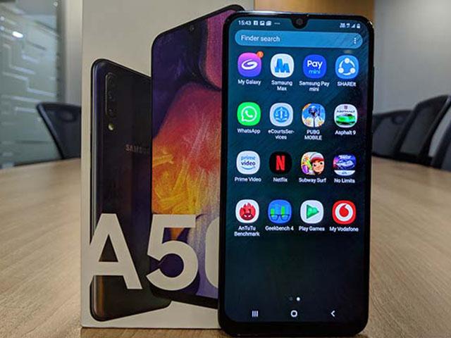 Điểm chụp ảnh Galaxy A50 gây sốc, tốt ngang ngửa LG G7 ThinQ