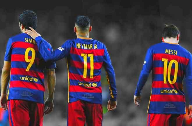 Cảnh báo Barcelona: Bộ tứ Messi - Neymar - Suarez - Griezmann là hiểm họa - 1
