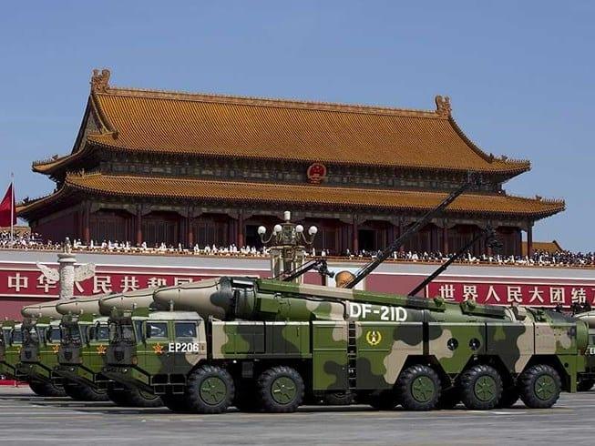 Hành động của TQ khiến các cường quốc kéo đến biển Đông - 1