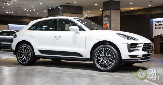"""Chẳng cần đại gia vì bản thân đã là """"đại gia"""", siêu mẫu Thanh hằng tậu Porsche Macan 2019 mừng sanh thần tuổi 36"""