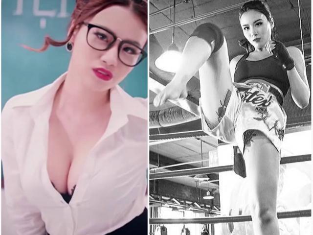 Linh Miu lột xác ngỡ ngàng sau khi lộ hình xăm 'chỗ hiểm' gây tranh cãi