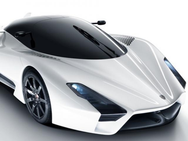Chiêm ngưỡng siêu xe nhanh nhất thế giới với sức mạnh khủng khiếp 1.750 mã lực