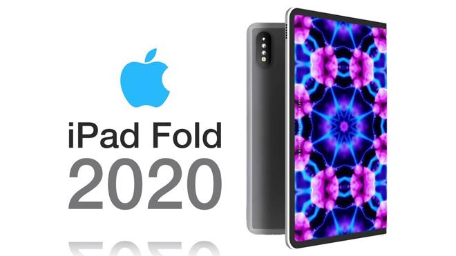 Samsung có Galaxy Fold, Apple sẽ có iPad Fold - 1