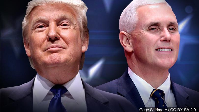 Trump úp mở lý do Phó Tổng thống về Nhà Trắng gấp sau vụ cháy tàu ngầm Nga - 1