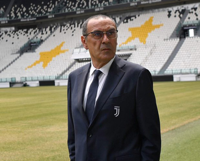 """Juventus """"thay máu"""" thời Sarri: Ronaldo chọn SAO đá cặp phá dớp cúp C1 - 1"""