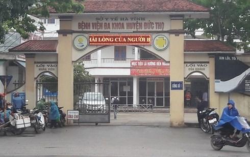PGĐ công an Hà Tĩnh chỉ đạo điều tra vụ bé trai tử vong cùng vết đứt dài trên cổ - 1