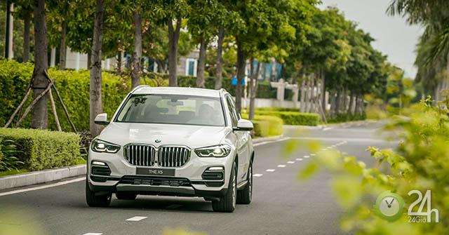 BMW X5 thế hệ thứ tư tại Việt Nam, phiên bản lột xác cả về thiết kế lẫn công nghệ