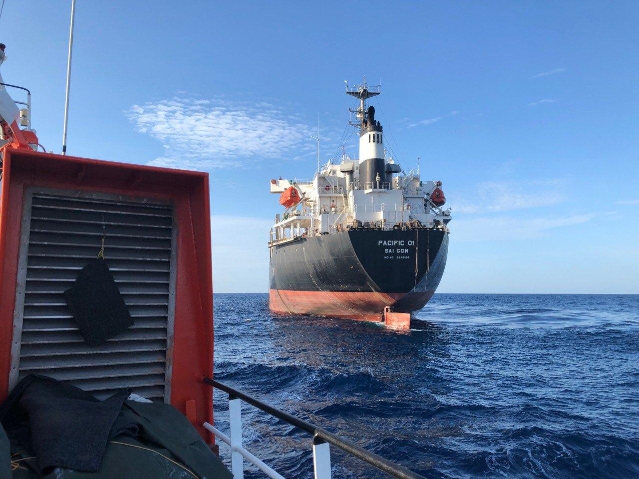 Điều robot lặn tìm kiếm thuyền viên mất tích trong vụ chìm tàu ở Hải Phòng - 1
