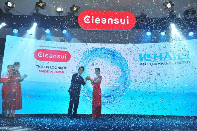 Thiết bị lọc nước Nhật Bản Mitsubishi Cleansui chính thức ra mắt giới truyền thông - 1