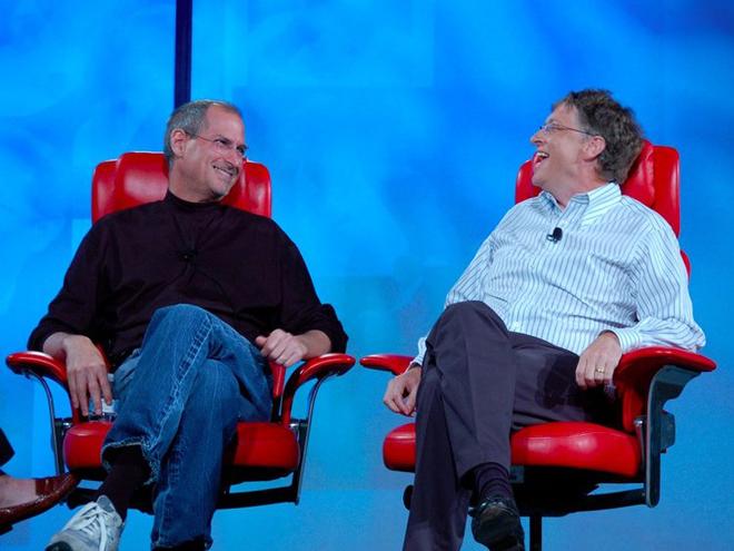 Bill Gates: Steve Jobs vẫn mãi là biểu tượng của người truyền động lực và thiết kế - 1