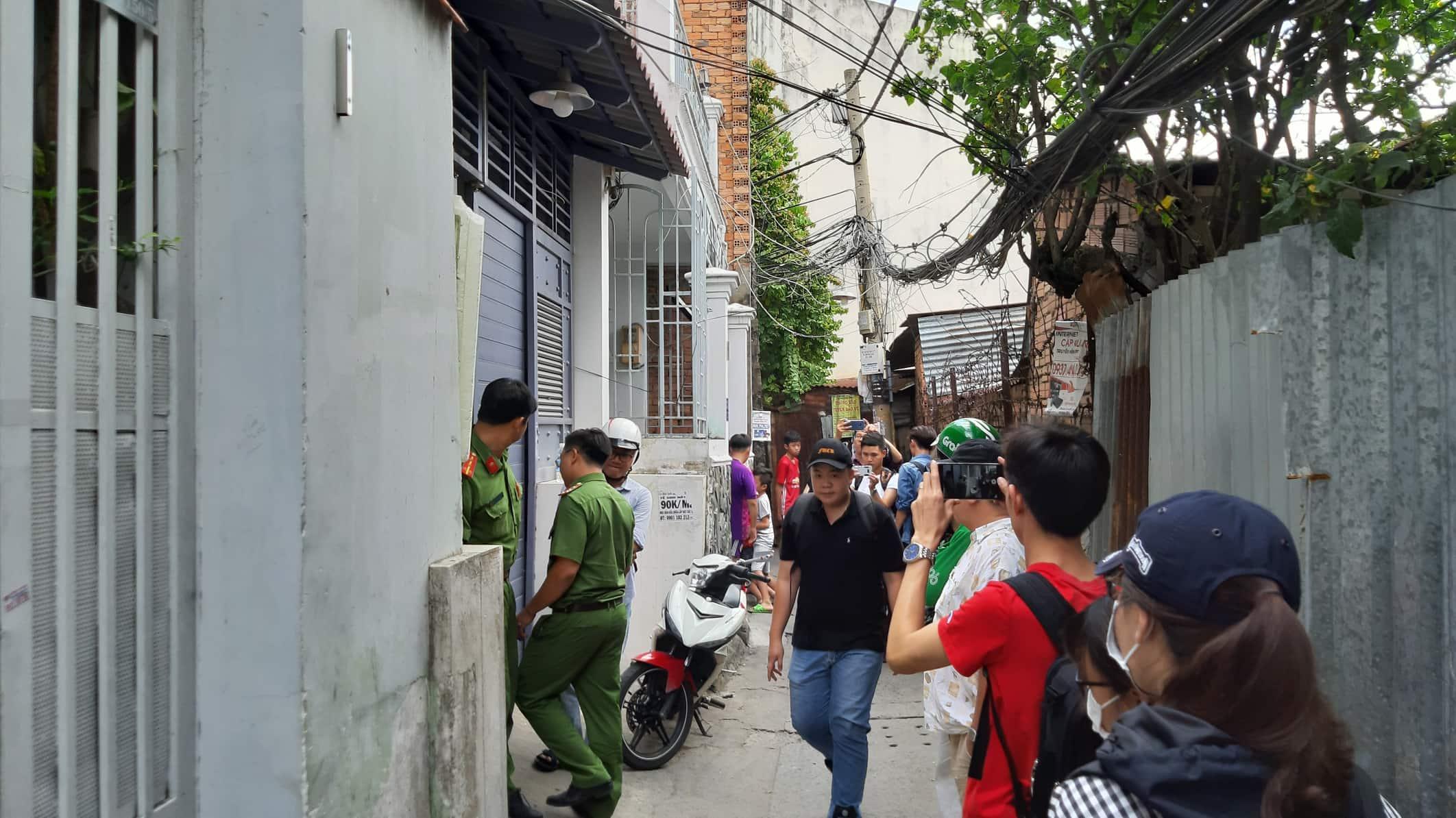 Nghi án nữ sinh bị sát hại trong phòng trọ ở Sài Gòn - 1