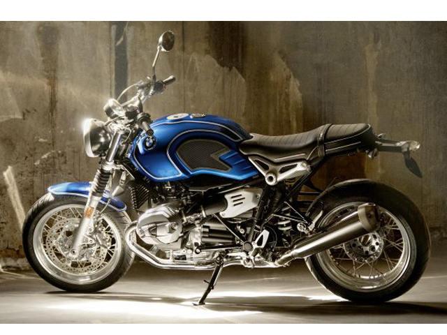 BMW ra mắt R Nine T/5 bản đặc biệt, đậm chất cổ điển