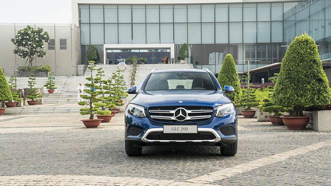 Bảng giá xe Mercedes-Benz GLC 2019 mới nhất tại đại lý cập nhật tháng 07/2019 - 1