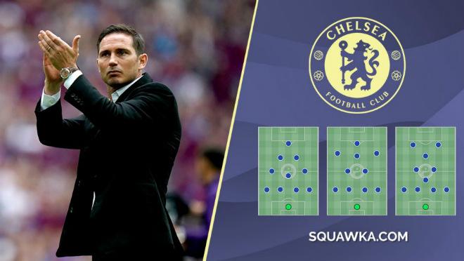 Chelsea mơ bá chủ ngoại hạng Anh: Lampard xây đội hình siêu khủng, 40 sao cho mượn - 1