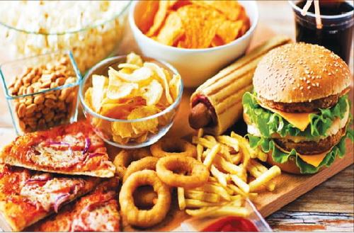13 lý do nên từ chối thức ăn nhanh - 1