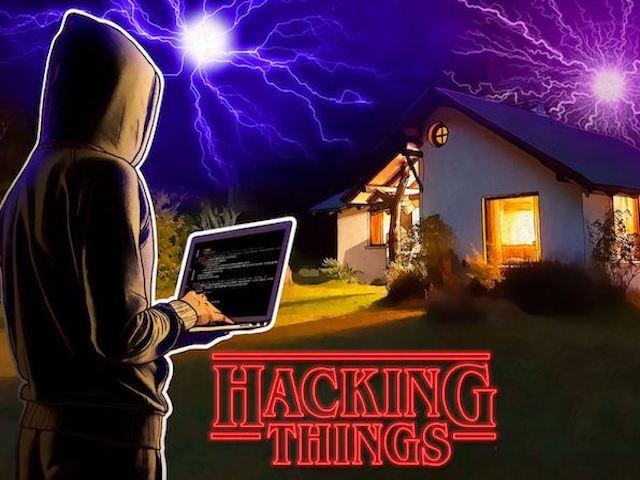 Nhà thông minh của bạn có thể bị hacker tấn công từ xa bởi lỗ hổng này