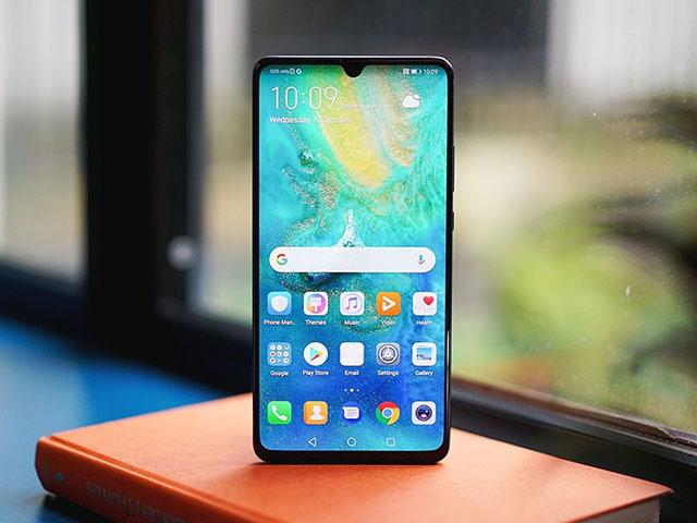Hệ điều hành dựa trên Android của Huawei sẽ ra mắt cùng Mate 30 Pro?