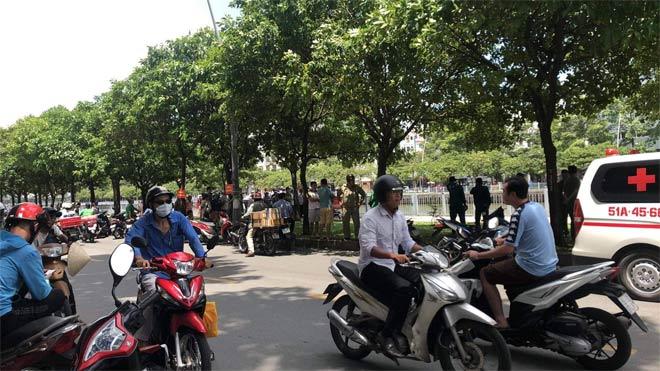 Nóng: Phát hiện thi thể nam thanh niên nghi là nghi phạm sát hại nữ sinh ở Sài Gòn - 1