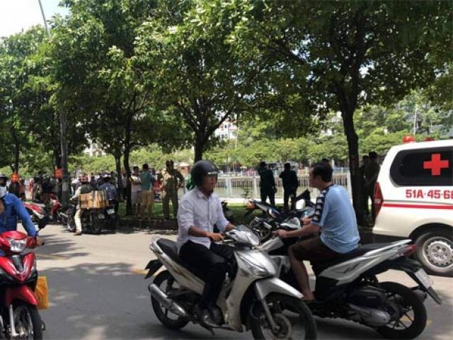 Nóng: Phát hiện thi thể nam thanh niên nghi là nghi phạm sát hại nữ sinh ở Sài Gòn