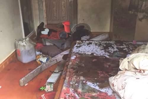 Vụ thiêu sống cả nhà người tình ở Sơn La: Con gái 2 tuổi của nạn nhân đã tử vong - 1