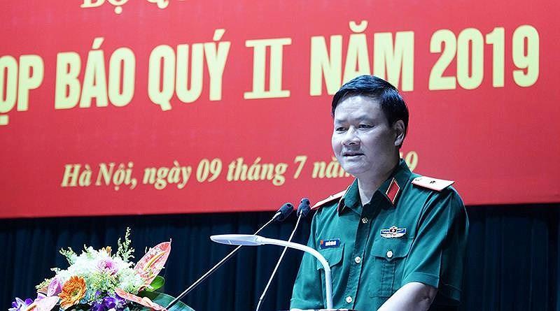 Bộ Quốc phòng nói về việc kỷ luật Đô đốc Nguyễn Văn Hiến - 1
