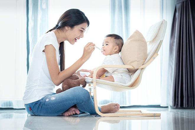 Giai đoạn dưới 3 tuổi: Phải có chất béo trong khẩu phần ăn của trẻ - 1