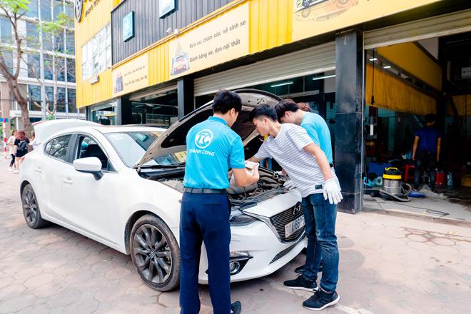 Học nghề lái xe với thu nhập ổn định được nhiều người quan tâm - 1