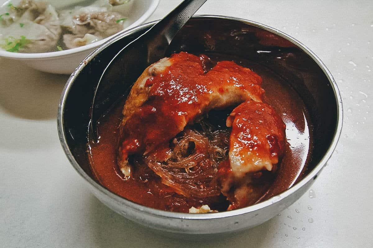 Đến Đài Loan đừng bỏ qua những món ăn đường phố ngon tuyệt này - 1