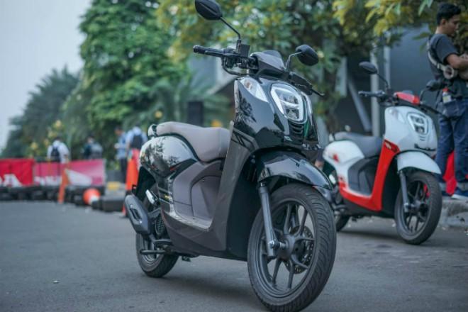 Xe ga 2019 Honda Genio giá 28 triệu đồng hút dân đô thị - 1