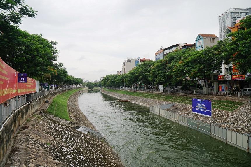 """Vì sao xả nước hồ Tây ra sông Tô Lịch khi """"bảo bối"""" của Nhật sắp hết thử nghiệm? - 1"""