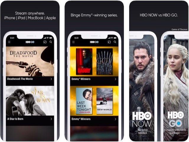 Lần đầu tiên người Việt Nam được xem HBO Go trên điện thoại, máy tính bảng